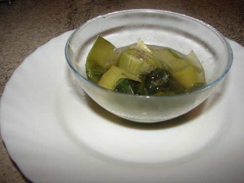 leek soup appetizer Leek Soup Recipe