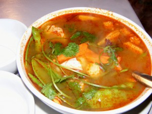 4 seafood tom yum 300x225 Goodeats for 9/26/2008