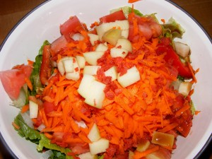 1 salad 300x225 09 October 2008