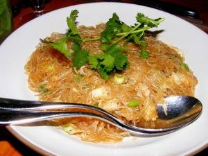 10 crab cellophane noodles copy The Creamiest Oats