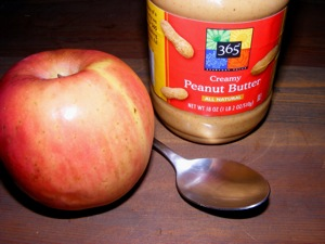 11 apple pb copy The Creamiest Oats