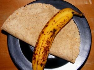 12 banana wrap dessert 300x225 Halloween Shenanigans