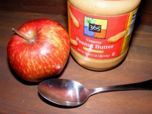 6 apple pb 300x225 Hip hip hooray for PB&J