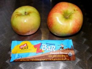 1 apples choco brownie zbar 300x225 Posting from Houston
