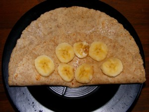 10 wrap banana 300x225 First Thanksgiving Challenge Shopping Day
