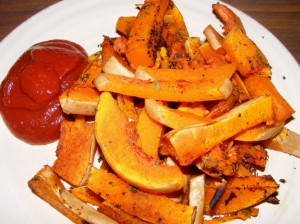 6 butternut fries agave ketchup 300x224 Im Back On Track