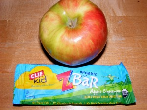 7 snack apple zbar 300x225 Feels like a Thursday