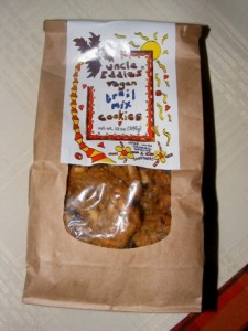 7 vegan cookies bag 225x300 Thanksgiving Day Wrap up