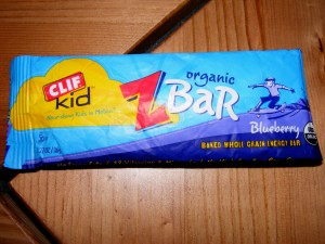 8 blueberry zbar 300x225 Fresh, clean & short week