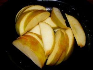1 apple snack 300x225 New month!