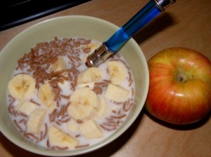 2 fiber breakfast 300x224 Happy Weekend!