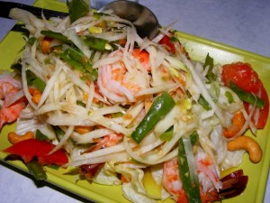 5 papaya salad 300x225 Anniversary Day :)