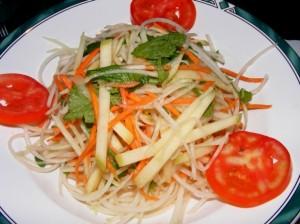 5 papaya salad1 300x224 Happy Weekend!