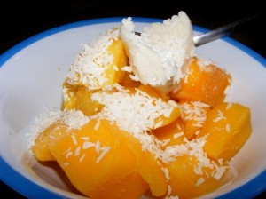 6 mango dessert 300x224 What is your dream job?