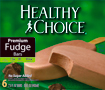 icecream bars fudge Healthy Choice Fudge Bars!