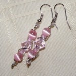 23 pink earrings 150x150 Giveaway Winner (earrings)!