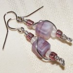 24 purple earrings 150x150 YogaFit Day 1 Update
