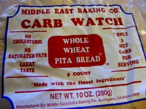 5 pita front 300x225 Review: Carb Watch Pitas