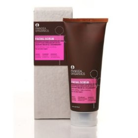 face scrub Planet Friendly Beauty Products   Pangea Organics