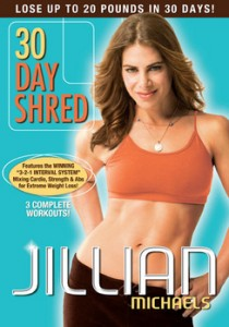 jillian michaels 30 day shred 210x300 I love music & giveaways!