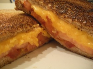 mara grilled cheese 300x224 Guest Post   Mara!