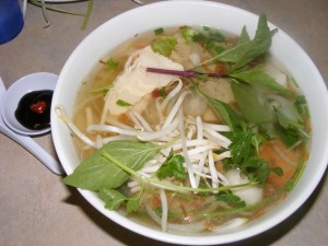 12 seafood pho 300x225 New Place   Pho Little Saigon