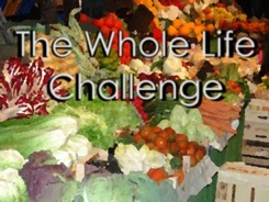 whole life challenge1 Up! We Go