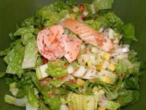 06 salmon salad