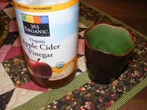 30 apple cider vinegar 300x225 Mmm... Apple Cider Vinegar