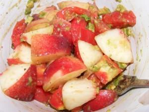 31 tomato fruit avocado 300x225 Snacky snack snack