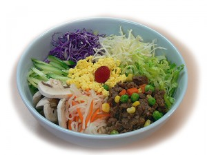 beefbowl 300x225 Sunnybowl Dinner