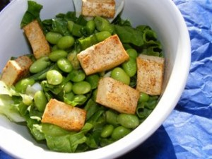 edamame lemon salad 300x225 Recipe time   healthy inspiration