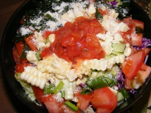 01 parm salad 300x225 Salad Queen Favorites
