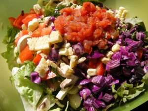 18 raw salad 300x225 Salad Queen Favorites