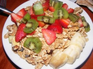 2 fruit nut salad 300x225 Back to School