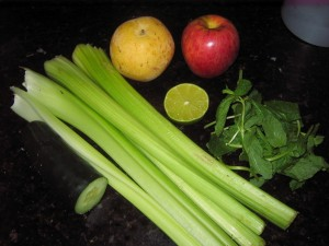 26 more juice veggies 300x225 A Day in the Life...