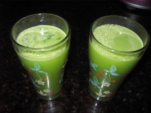 27 bobby and me juice 300x225 A Day in the Life...