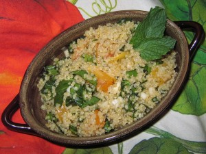 01 quinoa tabbouleh 300x225 Quinoa: 10 Reasons to Love It
