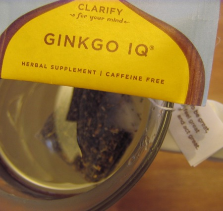 05 gingko tea Friendship & Fall