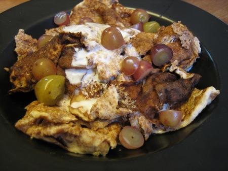 Recipe: Protein Fiber Crepes