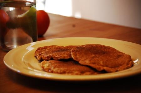Recipe: Brancakes (Pancakes)