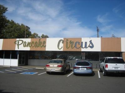 27 pancake circus