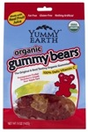 YummyEarth Organic Gummy Bears 150px