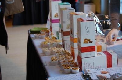 Foodbuzz Festival: So many yums (tasting)