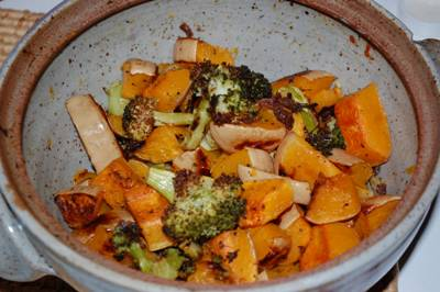 02 butternut squash broccoli