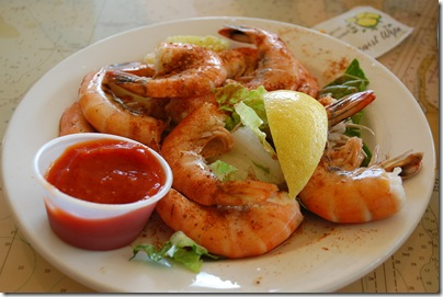 large florida shrimp