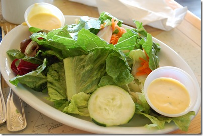 salad honey mustard