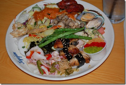 japanese buffet kyojin