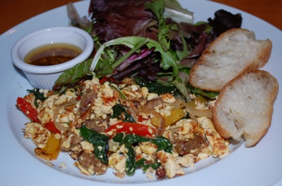 12 tofu scramble Brunches and Valentines Day