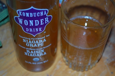 kombucha small Long Walk in the Park